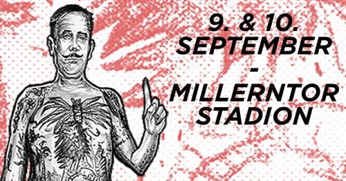 Ink&Ride 2017 @ Millerntorstadion