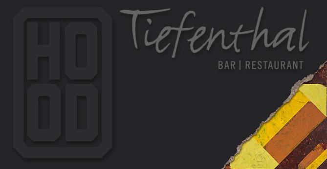 HOOD1 - STRUCTURA im Restaurant Tiefenthal. @ Restaurant Tiefenthal