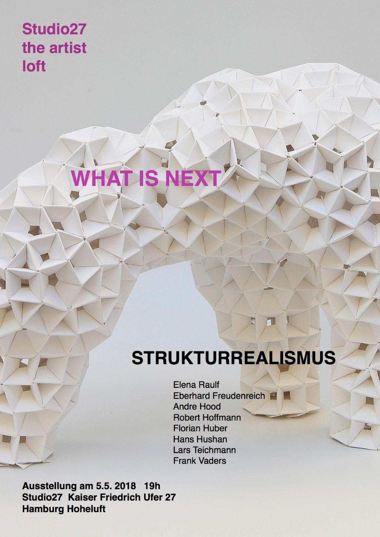 WHAT IS NEXT @ STUDIO27