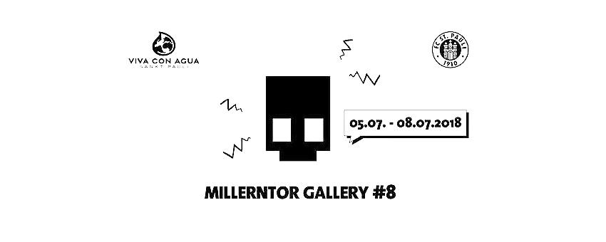 Millerntor Galery #8 @ Millerntor Stadion